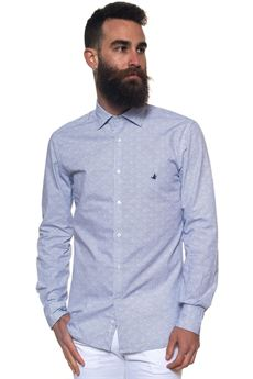 cotton shirt Brooksfield | 6 | 202I-Q194V0031