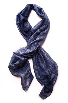Striped Scarf Canali | 77 | 06-MF00103300