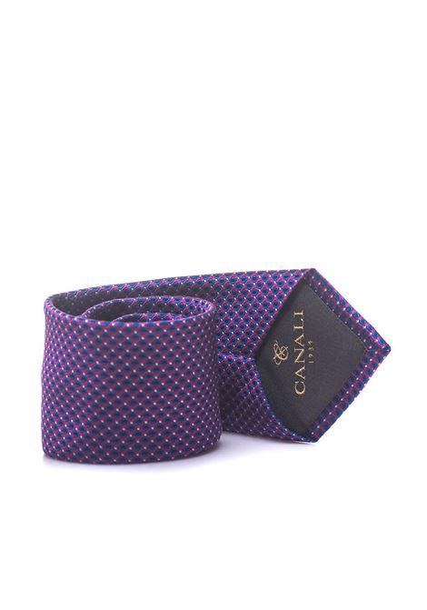 Cravatta Canali | 20000054 | 18-HJ0157501