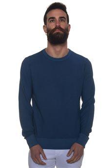 Round-necked pullover Canali | 7 | C0456-MK00465406
