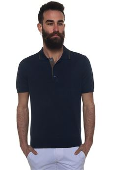 Short-sleeved polo shirt Canali | 7 | C0461-MK00504310