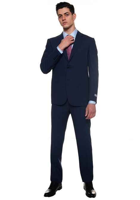 Suit with 2 buttons Canali | 11 | L11280/19-AA00997303
