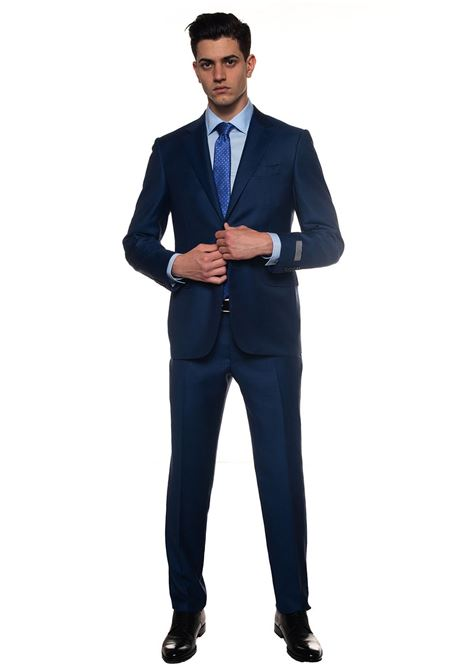 Suit with 2 buttons Canali | 11 | L1128019-BF01497301