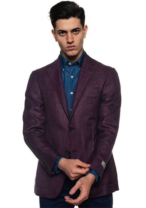 Jacket with 2 buttons Canali | 3 | L23275-CF00433902