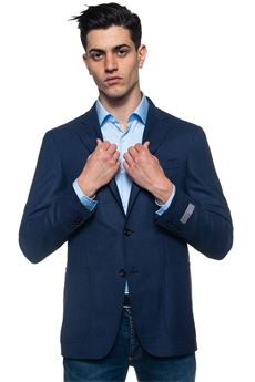 Jacket with 2 buttons Canali | 3 | L23275-CU01369301