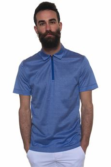 Short sleeve polo shirt Canali | 2 | T0437-MJ00527370