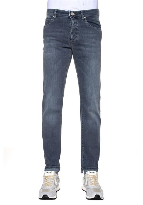 Milano 5 pocket denim Jeans E. Marinella | 24 | MILANO-209503