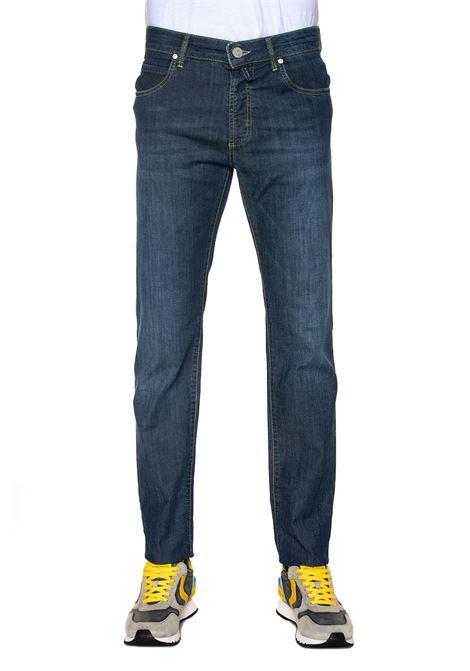 Jeans 5 tasche Tokyo E. Marinella | 24 | TOKYO-215512