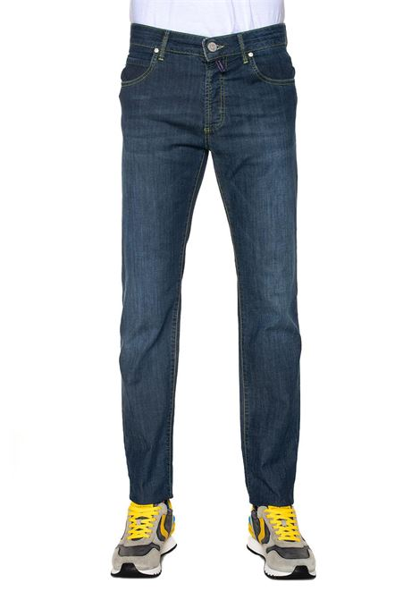 Tokyo 5 pocket denim Jeans E. Marinella | 24 | TOKYO-215512
