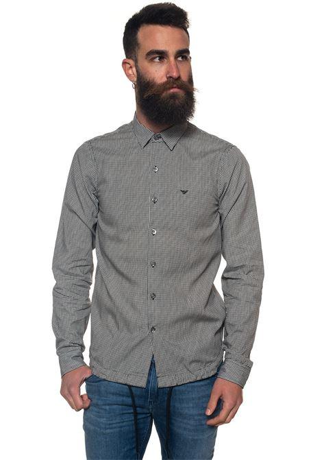 cotton shirt Emporio Armani | 6 | 3Z1CM6-1NGHZF008
