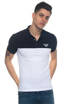 Short-sleeved polo shirt Emporio Armani | 2 | 3Z1F70-1J0SZ0939