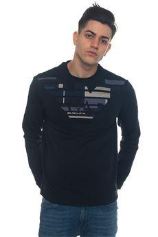Sweatshirt round-necked Emporio Armani | 20000055 | 3Z1ML0-1JQVZ0920