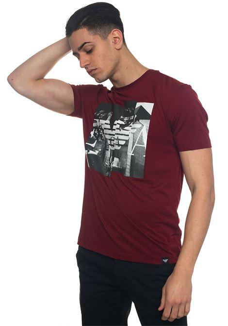 T-shirt girocollo Emporio Armani | 8 | 3Z1T75-1JPZZ0340