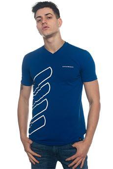 Logoed print T-shirt Emporio Armani | 8 | 3Z1T85-1J0AZ0726