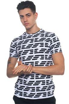 T-shirt girocollo Emporio Armani | 8 | 3Z1T87-1J12Z0100