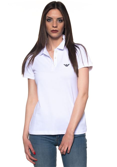Short-sleeved polo shirt Emporio Armani | 2 | 3Z2M66-2J03Z0100