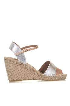 Wedge-heel sandals Emporio Armani | 20000009 | X3U073-XL283D222