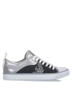 Sneakers with laces Emporio Armani | 12 | X3X050-XL219A114
