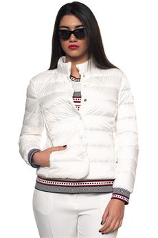 Short down jacket Escada | -276790253 | 5026063A101