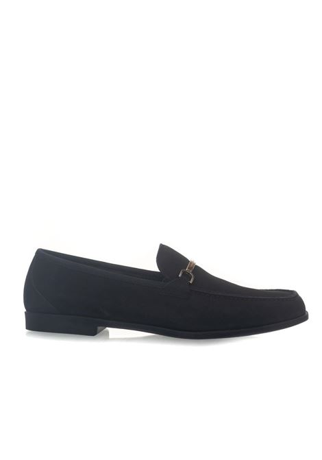 Loafer in suede Fratelli Rossetti | 12 | 5194647702