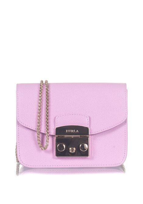 Metropolis Small-size leather bag Furla | 31 | METROPOLIS BGZ7-AREGLICINE