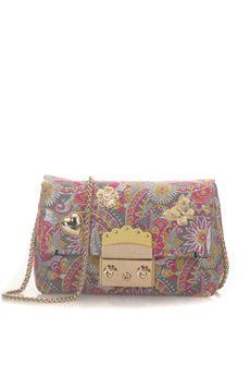 small bag brocade Furla | 31 | METROPOLIS NUVOLA BOC1-E07SILVER