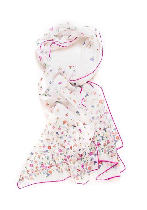 Foulard in silk Furla | -709280361 | MICROFIORI TB17-PETPETALO