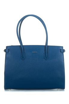Pin big-bag in leather Furla | 31 | PIN BLS0-B30BLU PAVONE