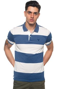 Polo shirt in cotton piquet Gant | 2 | 2012013423