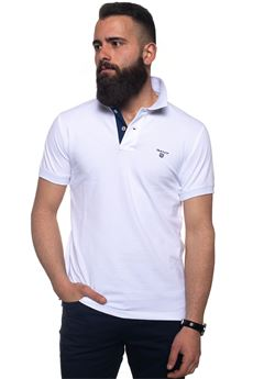 Polo shirt in cotton piquet Gant | 2 | 252105110