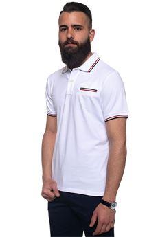 Polo con taschino Gant | 2 | 252161110