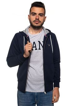 Sweatshirt with zip Gant | 20000055 | 276123433