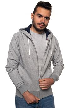 Sweatshirt with zip with hood Gant | 20000055 | 27612393