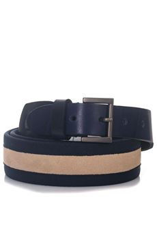 Barcelona Rope belt Guess | 20000041 | BM6509-LEA40BLU
