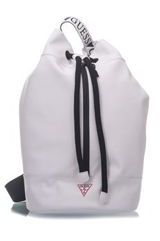 Auckland Big bag in textile Guess | 31 | HM6507-POL82WHI