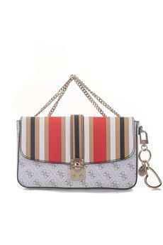 Joslyn Shoulder bag with chain Guess | 31 | HWSS69-66210WML