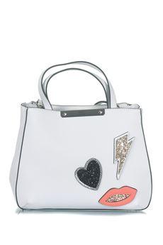 Britta handbag Guess | 31 | HWVP66-93050WHI