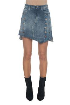 Denim miniskirt Guess | 15 | W81D03-D1H4RMTIN