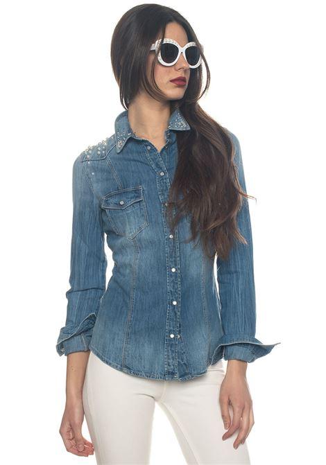 Denim blouse Guess | 6 | W81H11-D14L0BRAZ