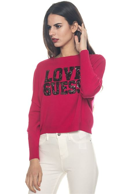 Oversize top Guess | 20000055 | W81R29-Z1OI0A469