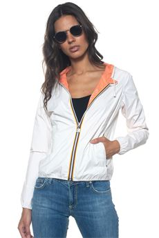 Lily Plus Double windbreaker jacket K-Way | -276790253 | K002XN0A80