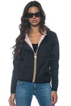 Lily Plus Double windbreaker jacket K-Way | -276790253 | K002XN0A81
