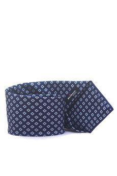 Tie flower pattern Kiton | 20000054 | KP 8,5-8E335