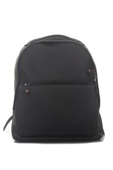 Leather and cordura rucksack Kiton | 5032307 | UBC00KN007390100O