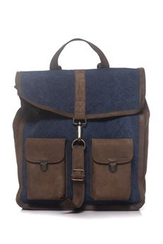 Survey Classic Bp Rucksack Kjore Project | 5032307 | SURVEY CLASSIC BPBROWN/BLUE