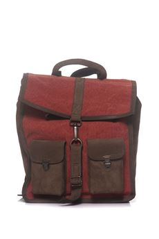 Survey Classic Bp Rucksack Kjore Project | 5032307 | SURVEY CLASSIC BPBROWN/RED