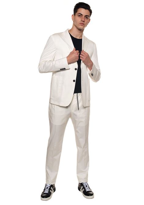 Suit with 2 buttons Lab  Pal Zileri | 11 | MP3I03M82-3814380