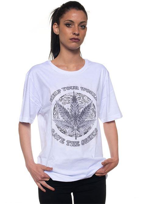 T-shirt Foglia Lica1 | 8 | C-SHIRT-FOGLIA DBIANCO
