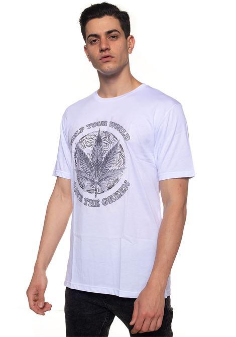 T-shirt Foglia Lica1 | 8 | C-SHIRT-FOGLIA UBIANCO