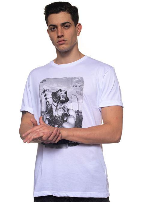 T-shirt Maschera Lica1 | 8 | C-SHIRT-MASCHERA UBIANCO
